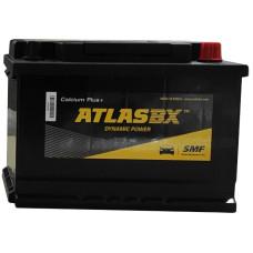 Аккумулятор AtlasBX 74Ah 680A R+
