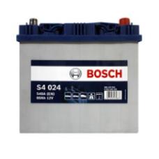 Аккумулятор BOSCH S4 ASIA 60Ah 540A R+ (D47)
