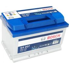 Аккумулятор BOSCH S4 72Ah 680A R+ (E43)