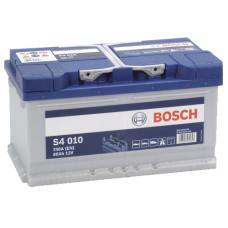 Аккумулятор BOSCH S4 80Ah 740A R+ (F17)