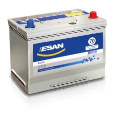 Аккумулятор Esan ASIA 70Ah 680A R+