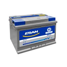 Аккумулятор ESAN Ultra 60Ah 540A R+