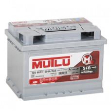 Аккумулятор Mutlu SFB 60Ah 540A R+ (низкобазовый)