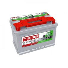 Аккумулятор Mutlu EFB 72Ah 750A R+