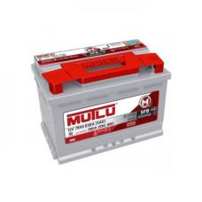 Аккумулятор Mutlu SFB 75Ah 750A R+ (низкобазовый)