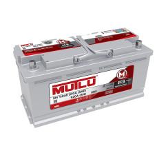 Аккумулятор Mutlu 110Ah R+ 970A