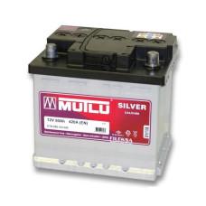 Аккумулятор Mutlu SFB 50Ah 450A R+ (низкобазовый)