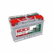 Аккумулятор Mutlu AGM 80Ah R+ 850A