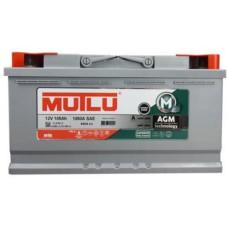 Аккумулятор Mutlu AGM 105Ah 950A R+