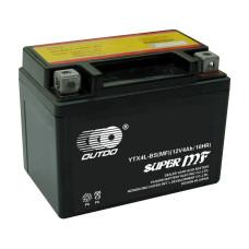 Аккумулятор Outdo UTX4L-BS (12V 3A) AGM