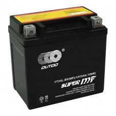 Аккумулятор Outdo UTX5L-BS (12V 4A) AGM