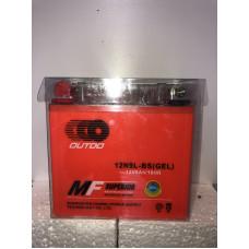 Аккумулятор Outdo 12N9L-BS GEL (12V 9Ah)