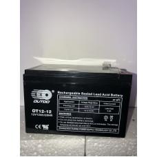 Аккумулятор Outdo OT 12-12 (12V 12A)
