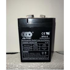 Аккумулятор Outdo OT 6-5 (6V 5A)