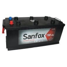 Аккумулятор Sanfox HD 190Ah 1250A (A3)