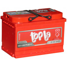 Аккумулятор Topla Energy 75Ah R+ 750A