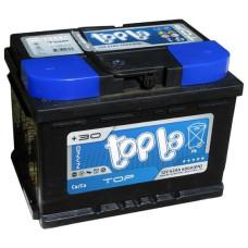 Аккумулятор TOPLA TOP 62Ah 600A R+ ( Низкобазовый )