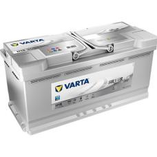 Аккумулятор VARTA Silver Dynamic AGM 105Ah 950A R+ (H15)