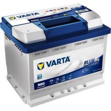 Аккумулятор VARTA Blue Dynamic EFB 60Ah 640A R+ (N60)