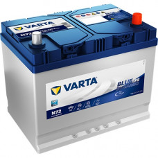 Аккумулятор VARTA Blue Dynamic EFB ASIA 72Ah 760A R+ (N72)