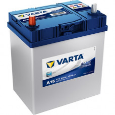 Аккумулятор VARTA Blue Dynamic ASIA 40Ah 330A L+ (A15)