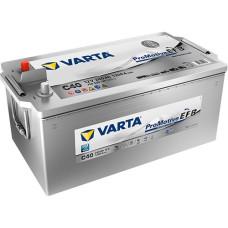 Аккумулятор VARTA PROMOTIVE EFB 240Ah 1200A A3 (C40)