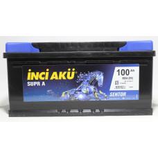 Аккумулятор INCI Aku SUPRA 100Ah 860A R+