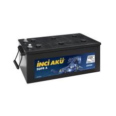 Аккумулятор INCI Aku SUPRA HD 225Ah 1250A (A3)