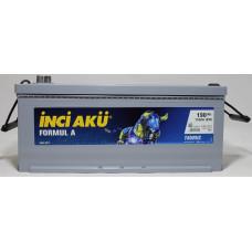 Аккумулятор INCI Aku FORMULA HD 190Ah 1100A (A3)