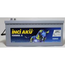 Аккумулятор INCI Aku FORMULA HD 240Ah 1200A (A3)