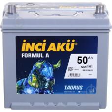 Аккумулятор INCI Aku FORMULA Asia 50Ah 430A R+ (Hunday)