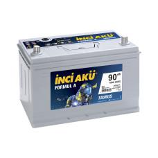 Аккумулятор INCI Aku FORMULA Asia 90Ah 750A L+