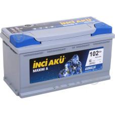 Аккумулятор INCI Aku FORMULA 100Ah 860A R+