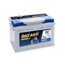 Аккумулятор INCI Aku MAXIMA 80Ah 760A