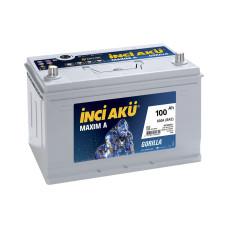 Аккумулятор INCI Aku MAXIMA Asia 100Ah 830A L+