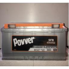 Аккумулятор POWER SFB 100Ah 950A R+
