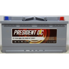 Аккумулятор President DC 105Ah 920A R+