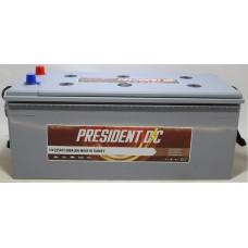 Аккумулятор President DC 225Ah 1500A (A3)