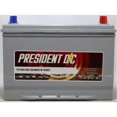 Аккумулятор President DC ASIA 95Ah 820A R+