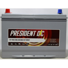 Аккумулятор President DC ASIA 105Ah 850A L+